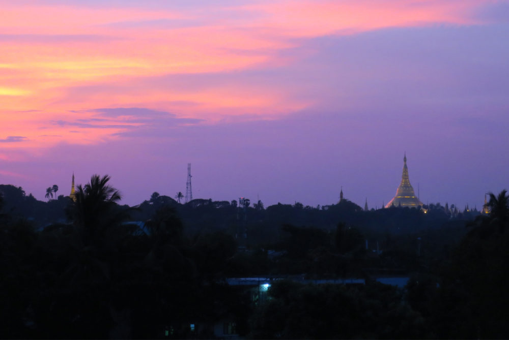 Myanmar - Sunrise